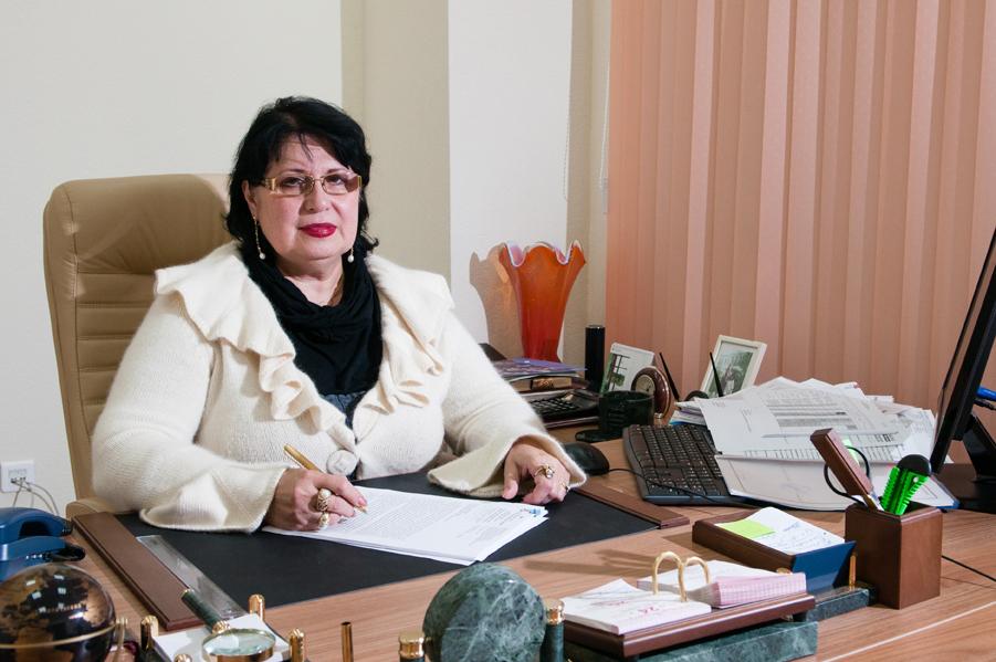 Генеральный директор Блохинцева Ирина Юрьевна